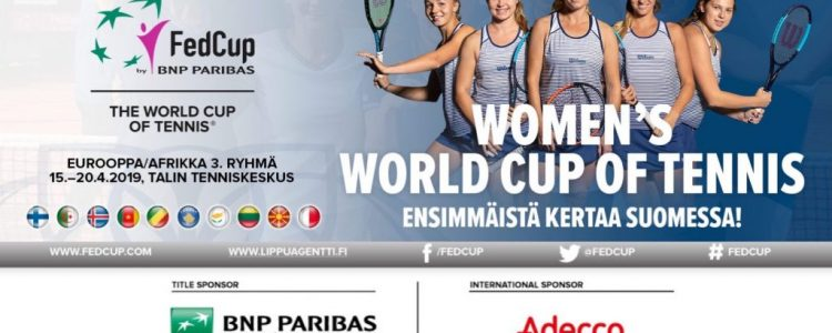 Fed Cup Team Finland 15-20.4 Talissa